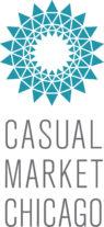 Casual Market Logo-vertical