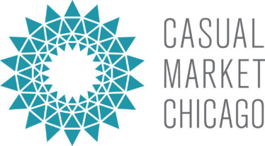 Casual Market Chicago Logo horizontal